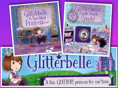 Glitterbelle collage