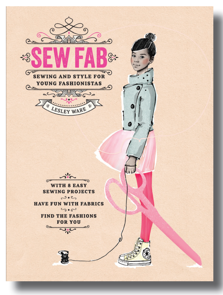 PG28 Sewing and Style for Young Fashionistas book