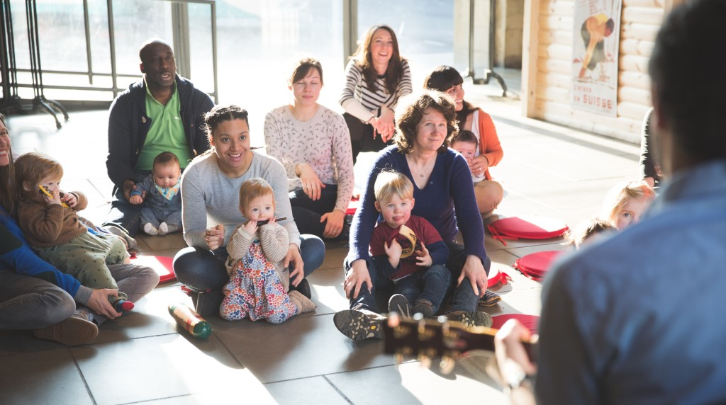 Storytelling & Music Sessions for 0-4-year-olds at the Royal Albert Hall