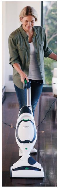 Vorwerk hoover house cleaning 1