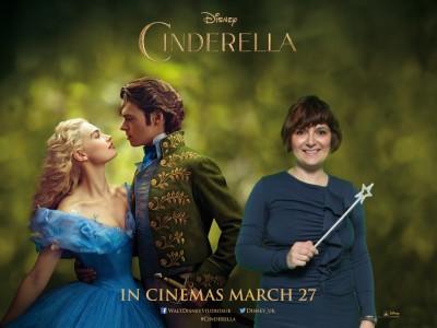cinderella monica poster