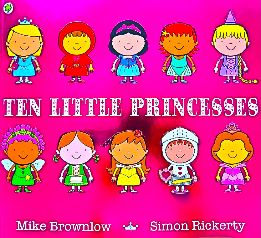 ten little princesses book cover london mums magazine