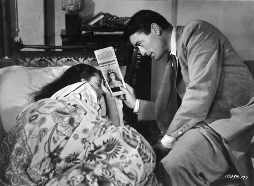 Quotes about Audrey Hepburn 1953, resemblances..