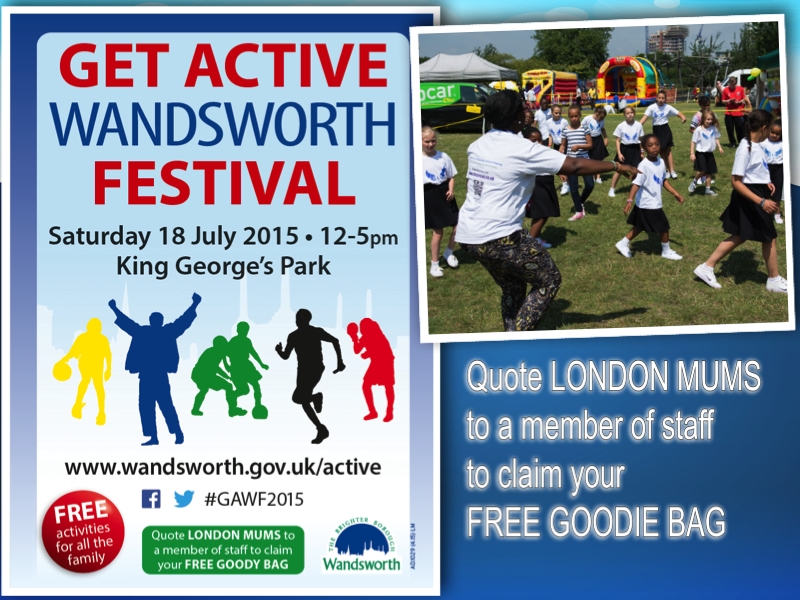 Wandsworth event July 2015