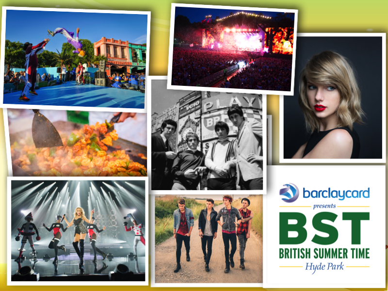 BST highlights 2015 collage