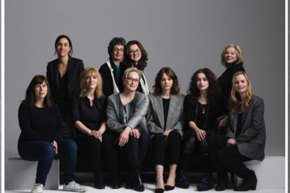 Suffragette movie group shot