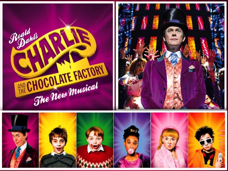 Charlie & the Chocolate Factory West End Show