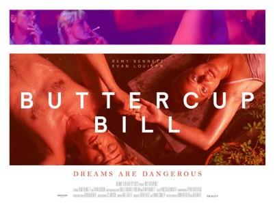 Buttercup bill poster