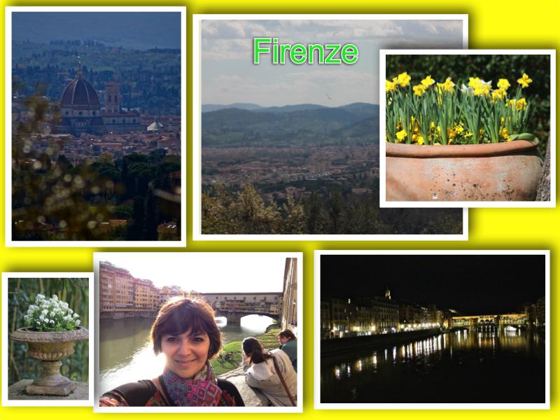 Firenze London Mums magazine collage