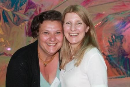 I really enjoyed meeting Sally Green