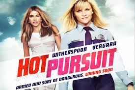 film review Hot Pursuit poster