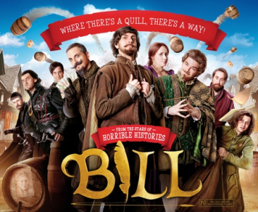 bill film horrible histories cast 2