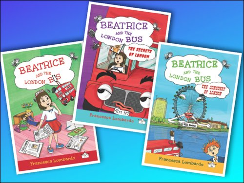 London books Beatrice and the London Bus