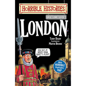 London books horrible histories