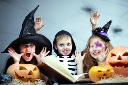 Halloween Half Term in hyde park