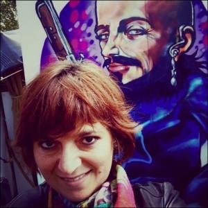 monica pirate poster blackbeard