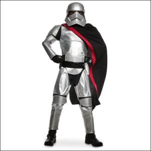 Captain Phasma Costume for Kids