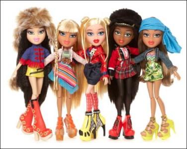 LONDON_MUMS magazine bratz PG20-21 Bratz Study Abroad Doll Asst FW 01