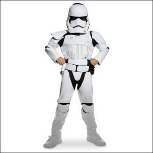 Stormtrooper Costume for Kids 2