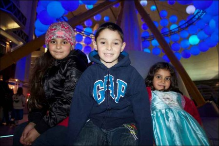 Disney on Ice London Kids First reactions pic
