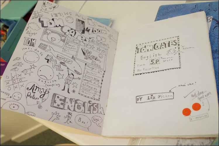 PG10-11-12 Liz Pichon sketches IMAGE