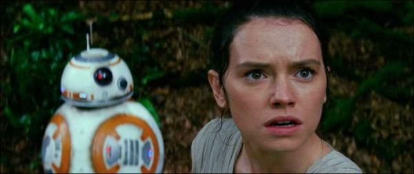 Star Wars - The Force Awakens Rey BB8 EP7_IA_179458