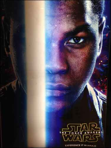 Star Wars - The Force Awakens ex trooper