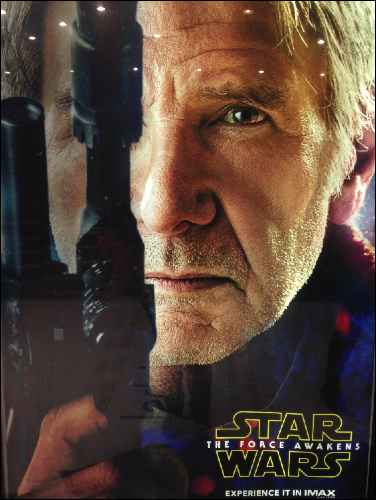 Star Wars - The Force Awakens han solo