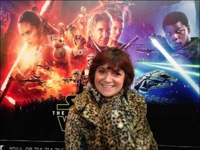 Star Wars - The Force Awakens monica