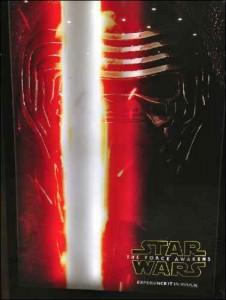Star Wars - The Force Awakens new villain