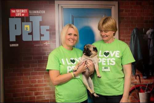 The Secret Life of Pets Kevin Hart London Mums magazine 171