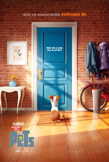 The Secret Life of Pets film poster