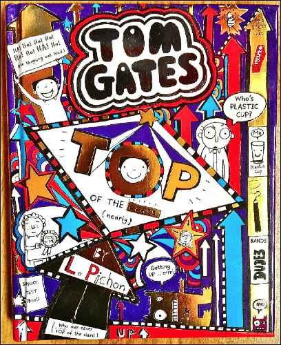 Tom Gates - Top of the class 2