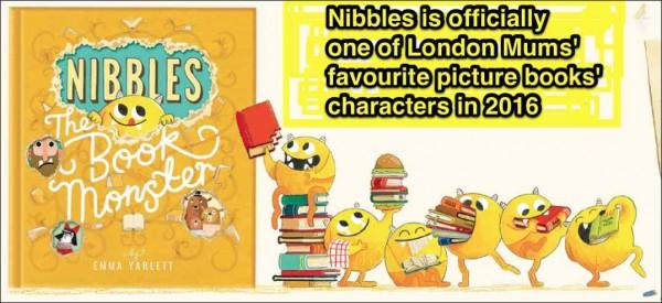 Nibbles book