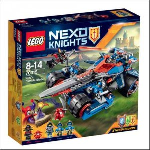 PG20-21 TOY TRENDS Lego Nexo Knights Clay's Rumble Blade 70315_box1_in