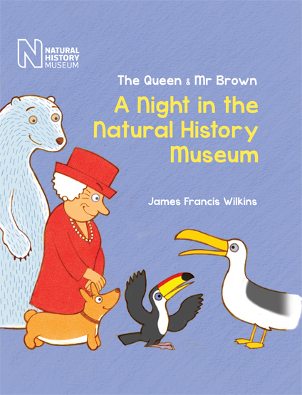 queen and mr brown book final cover