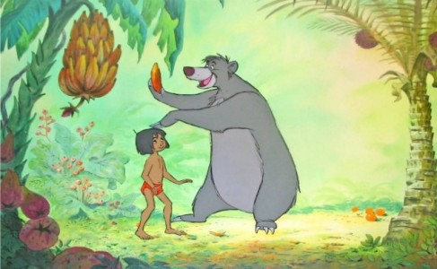 the jungle book disney classic animation