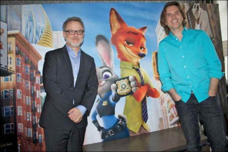 zootropolis disney directors