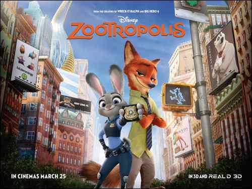 zootropolis poster