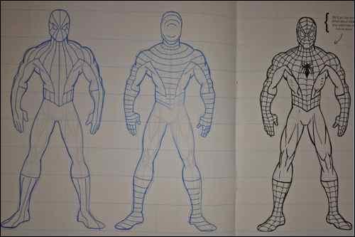 How to draw Comics 2