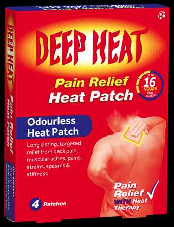 natural pain relief DH Patch