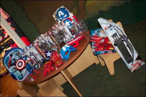 Marvel Team Challenge products