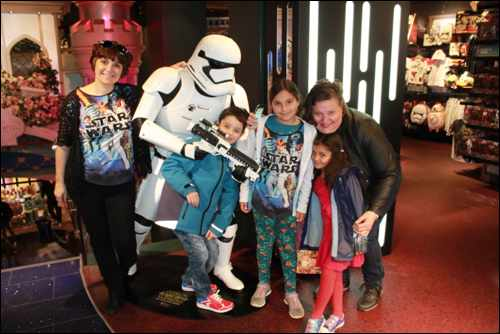 Marvel Team Challenge star wars disney store kids club london mums magazine