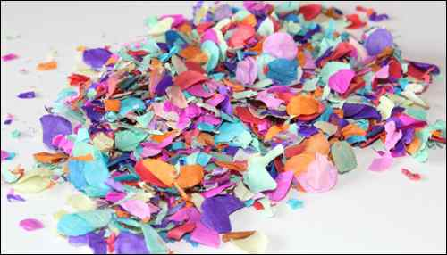 confetti party tips