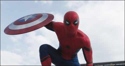 marvel stars spiderman