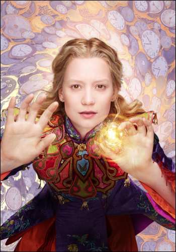 Alice Through the Looking Glass mad hatter film review