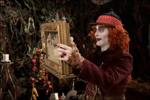 Alice Through the Looking Glass mad hatter film review 2