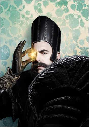 Alice Through the Looking Glass mad hatter film review Time Sacha Baron Cohen