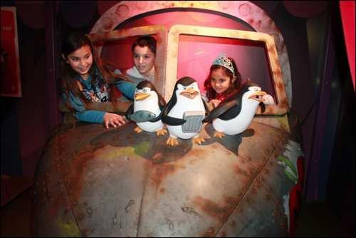 Shrek Adventure London Mums magazine madagascar kids club