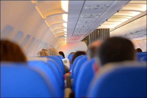 Tips for flying with kids long haul - passengers